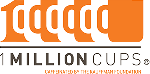 WRAL TechWire Start Up Guide 1 Million Cups Logo
