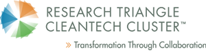 WRAL TechWire Start Up Guide Research Triangle Cleantech Cluster Logo