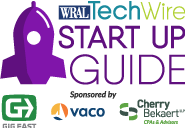 WRAL TechWire Start Up Guide Logo