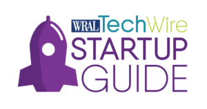 WRAL TechWire Startup Guide Logo